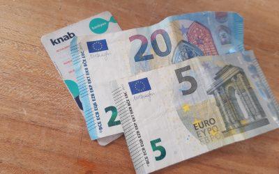Open een rekening bij KNAB en verdien 25 euro!